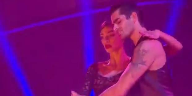 DALS: Regardez le tango endiablé de Tatiana Silva et de Christophe Licata - La DH