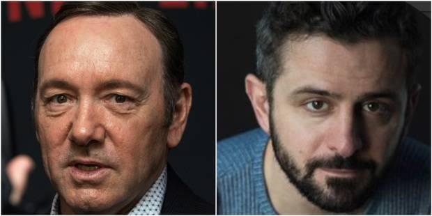 Un acteur mexicain accuse à son tour Kevin Spacey de harcèlement sexuel - La DH