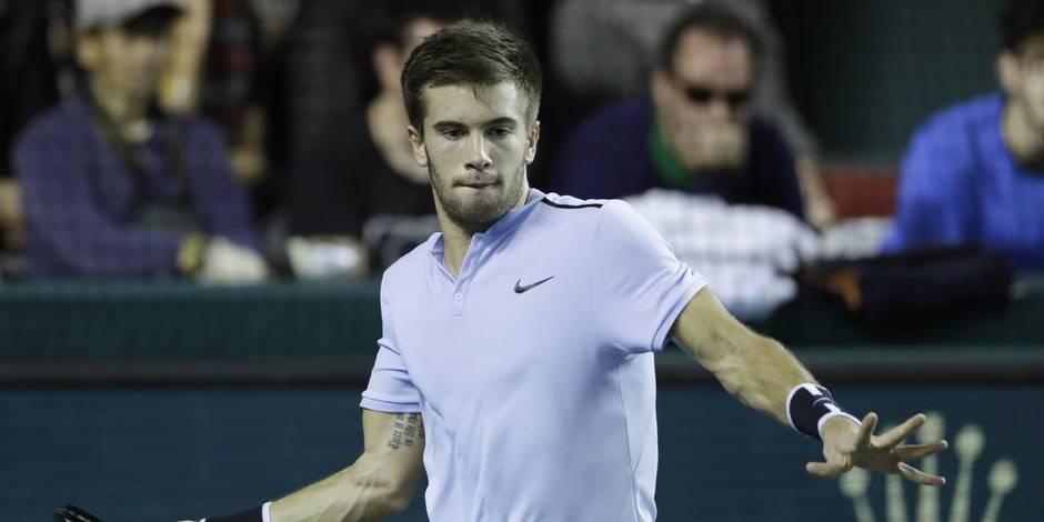 ATP: cérémonie controversée à Milan