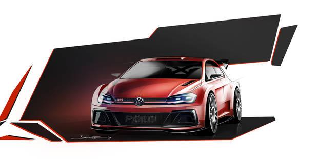 Rallye: Volkswagen lancera une Polo R5 à la mi-2018 - La DH