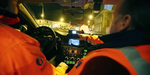Ivre, un automobiliste donne un coup-de-boule à un policier brainois! - La DH