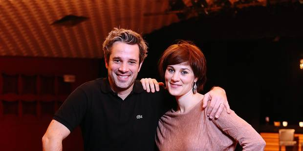 """Rencontre avec Adrien Devyver et sa soeur Charlotte """"Petits, on faisait déjà des spectacles"""" - La DH"""