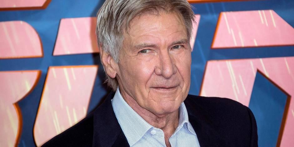 Harrison Ford : Héros aussi dans la vie après avoir secouru une automobiliste !