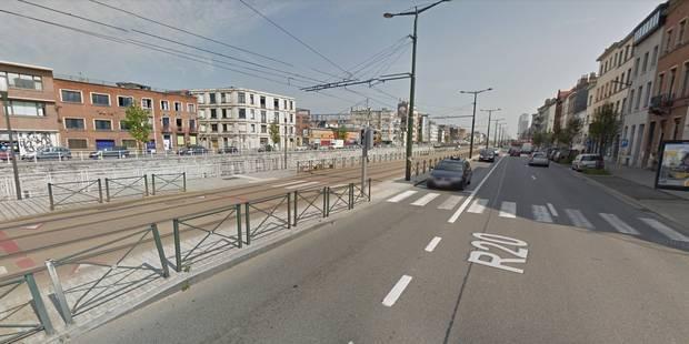 Une femme renversée par un tram est décédée à Bruxelles - La DH