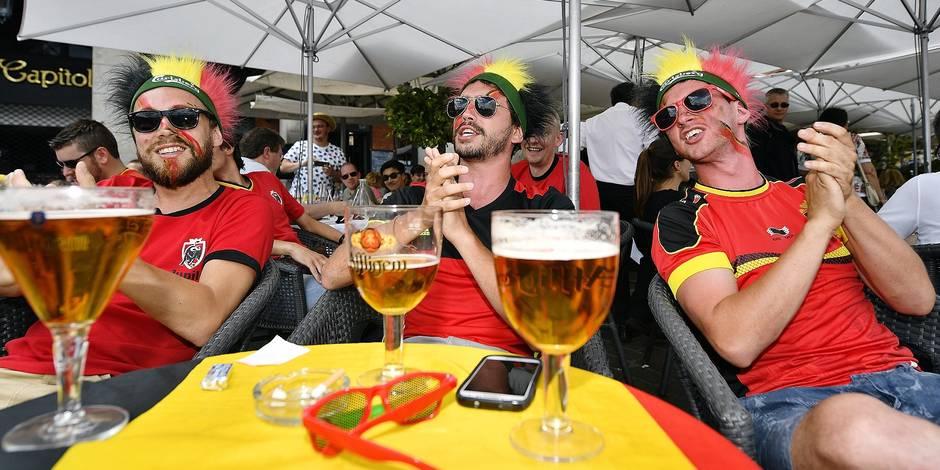 Coupe du monde: Au moins 2.140 € pour assister aux 3 matchs des Diables rouges - La DH