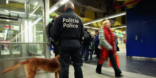 Bruxelles: Près de 9.000 faits criminels dans les transports - La DH