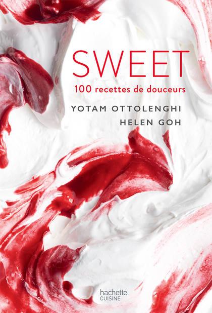 Sweet, 100 recettes de douceurs par Yotam Ottolenghi et Hélène Gof (paru le 11 octobre 2017), 30€