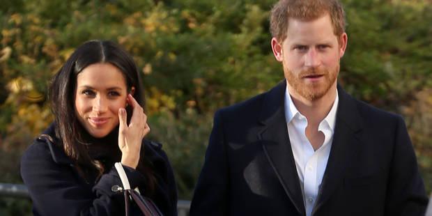 Le prince Harry va arrêter de fumer pour Meghan - La DH