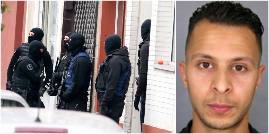 Salah Abdeslam sera incarcéré dans le Nord pendant son procès en Belgique