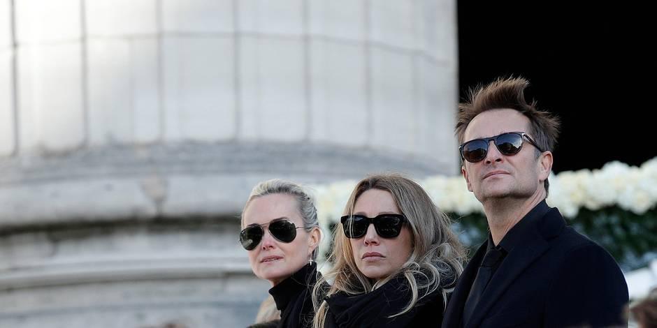 Hommage à Johnny Hallyday : Philippe Labro présente ses excuses après une