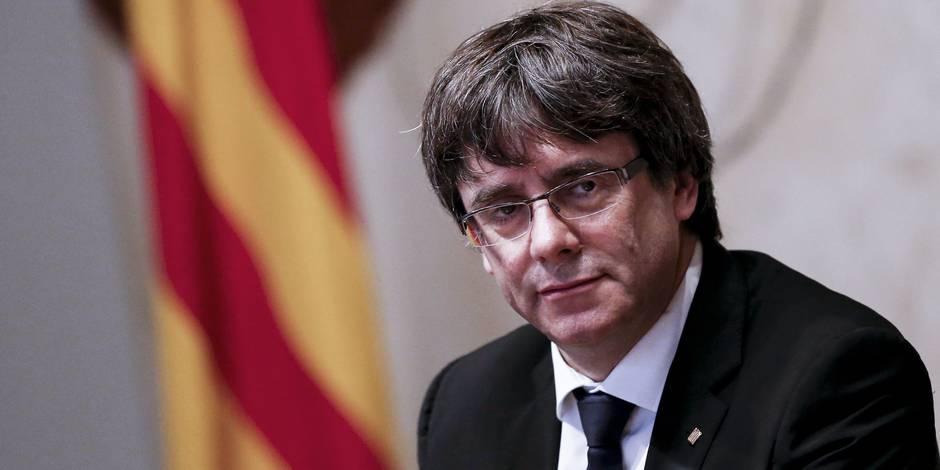 Extradition: la procédure de Puigdemont annulée