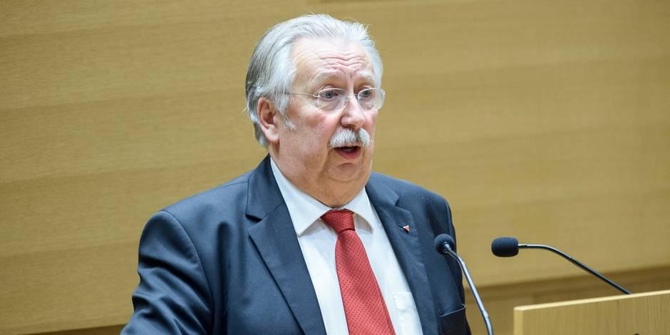 PS sans Di Rupo: Bodson, secrétaire général de la FGTB, soutient Labille