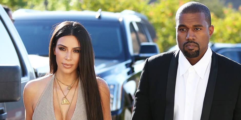 Kim Kardashian reçoit un cadeau pas comme les autres — Noël