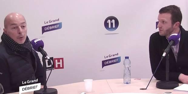 """Marc Delire dans le Grand Débrief: """"Honteux: on n'ose pas organiser Belgique-Maroc parce qu'on a peur des débordements"""" ..."""