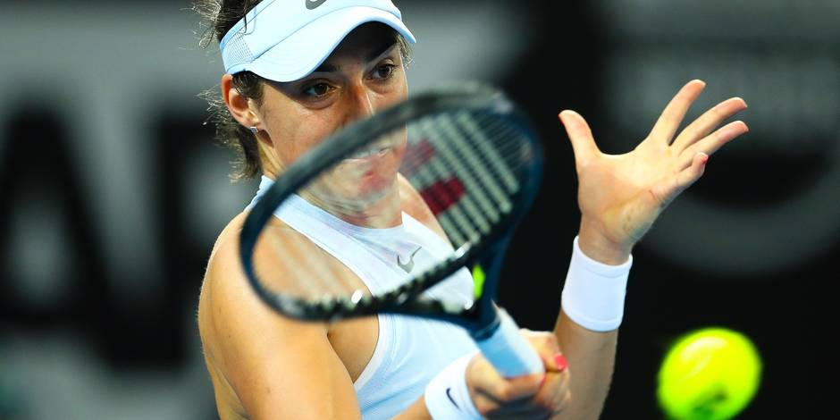 Brisbane : Caroline Garcia abandonne face à Alizé Cornet