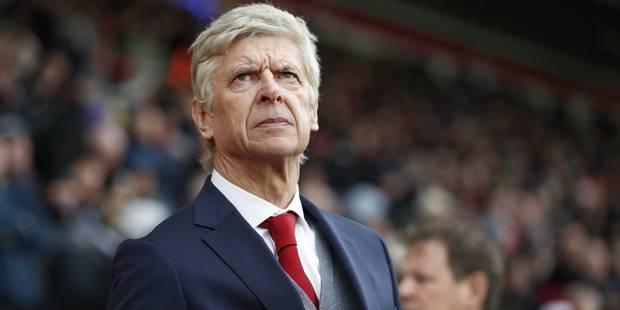 Arsène Wenger suspendu trois matches - La DH