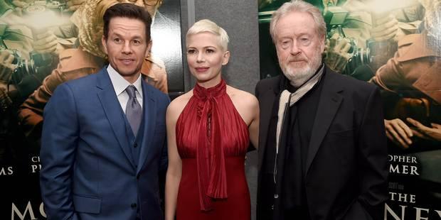 Après le scandale sur son salaire, Mark Wahlberg offre 1,5 million de dollars à l'association Time's up - La DH