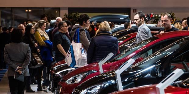 Salon de l'auto: une affluence supérieure à 540.000 visiteurs, annonce la Febiac - La DH