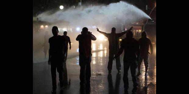 Ankara: une nouvelle manifestation dispersée violemment par la police - La DH