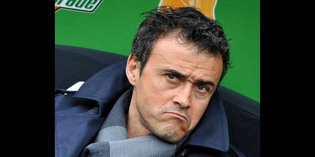 Luis Enrique rebondit au Celta Vigo - La DH