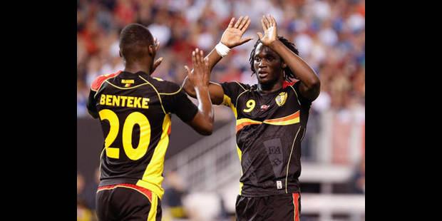 "Lukaku: ""Marre de la comparaison avec Drogba"" - La DH"