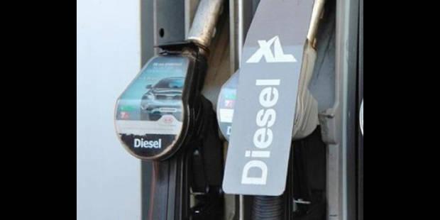 De moins en moins de voitures diesel - La DH