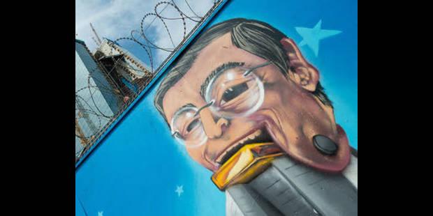 """Zone euro: Mario Draghi annonce une reprise """"tr�s progressive"""""""