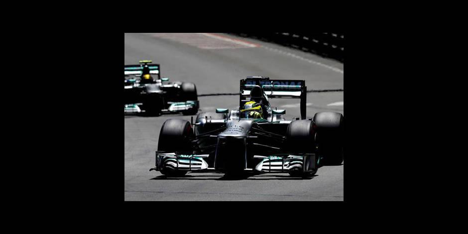 GP Monaco: réclamation de Red Bull contre Mercedes