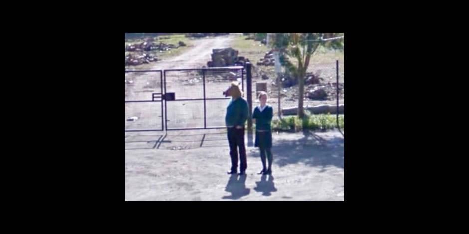 Les insolites de Google Street View