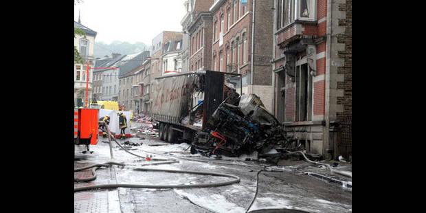 Le danger ne vient pas uniquement des camions - La DH