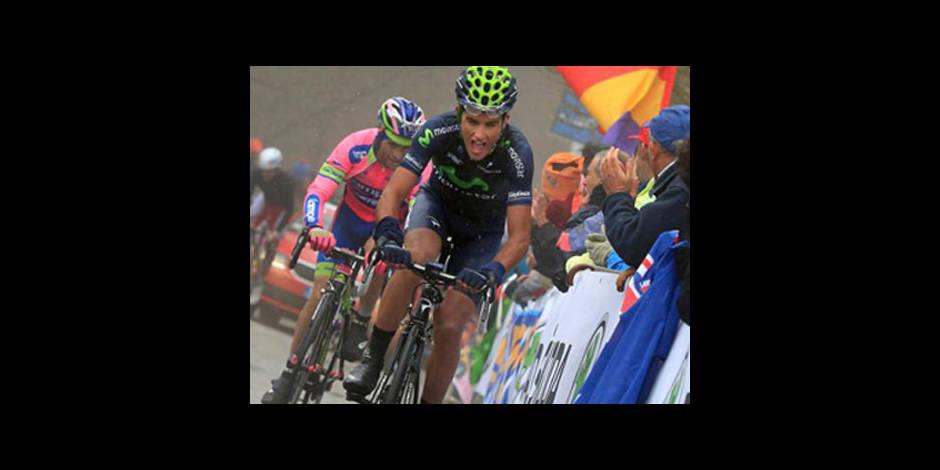 Giro: L'Espagnol Intxausti s'adjuge la 16e étape