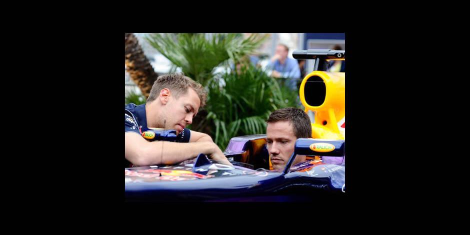 """Vettel: """"Pas en sécurité avec ces pneus"""""""