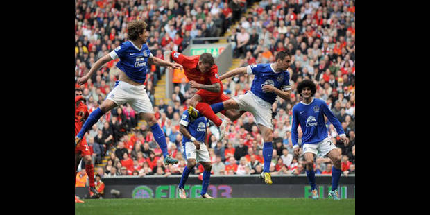 Angleterre: match nul dans le derby entre Liverpool et Everton - La DH