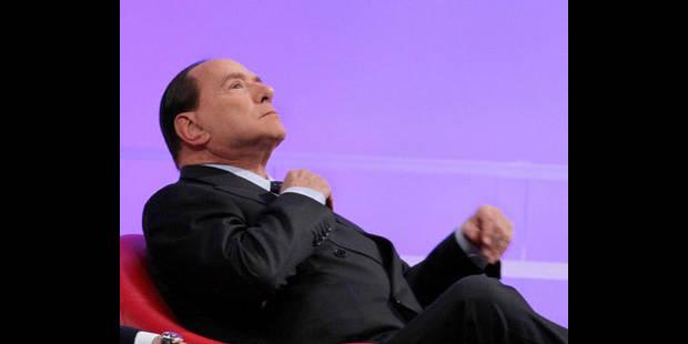 Mediaset: Berlusconi va-t-il vraiment faire de la prison? - La DH