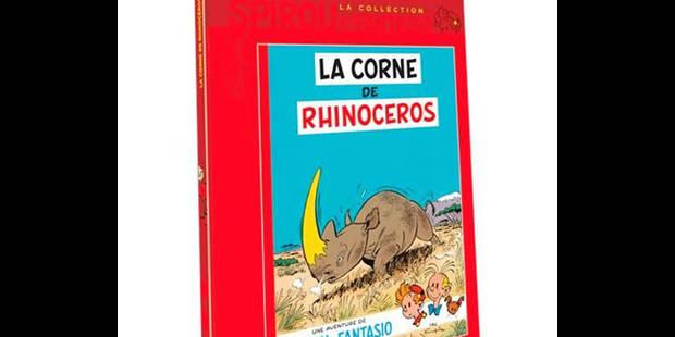 La corne du rhinocéros: la critique d'Hubert Leclercq - La DH