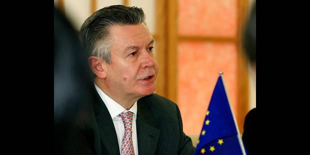 """Examen budgétaire européen: """"la N-VA porte une très grande responsabilité"""" selon De Gucht - La DH"""