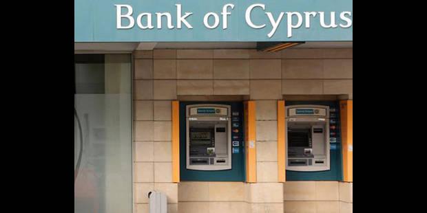 Le Parlement chypriote adopte un plan de sauvetage européen - La DH