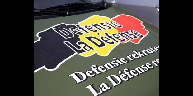 L'armée belge ignore à qui elle revend ses armes - La DH