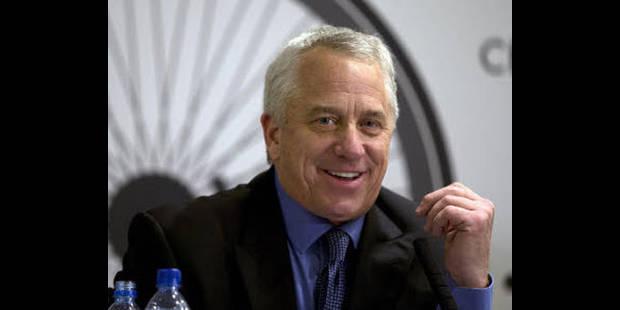 Présidence de l'UCI: Pat McQuaid perd le soutien de sa propre fédération - La DH