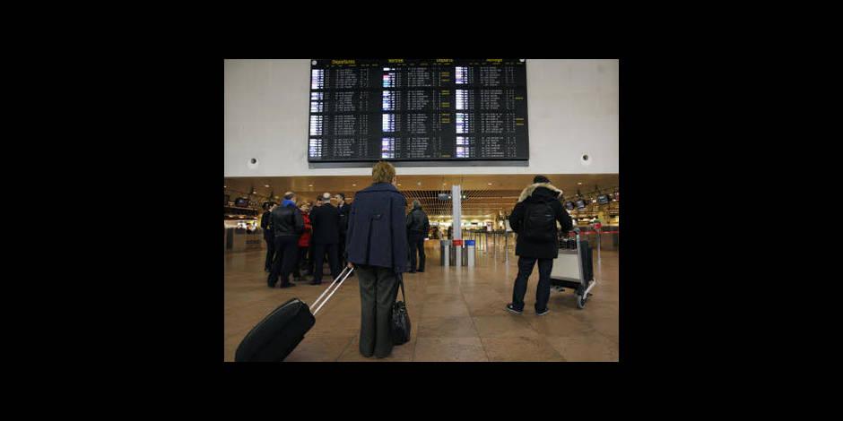 Exercice catastrophe ce samedi à l'aéroport de Bruxelles
