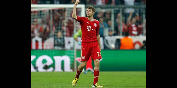 La presse allemande aux anges devant la prestation du Bayern