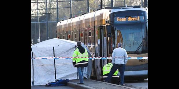 Arthur, mortellement fauché par le tram - La DH