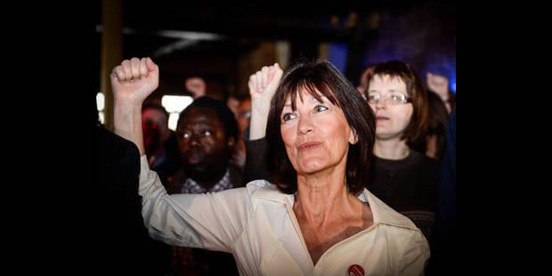 """1er mai - Onkelinx: """"La droite ...progressiste... 'Allô...non mais allô quoi...'"""" - La DH"""