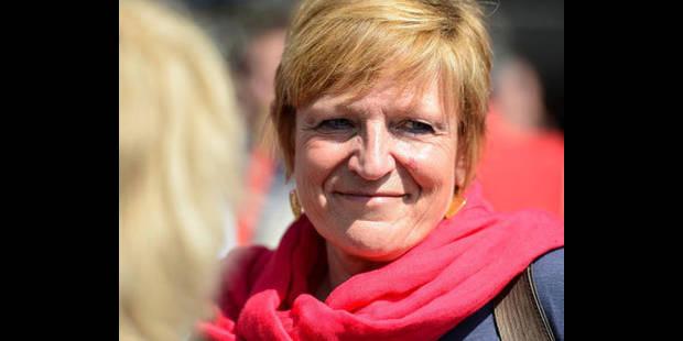 """1er mai: Anne Demelenne critique le MR et """"la droite décomplexée"""" - La DH"""