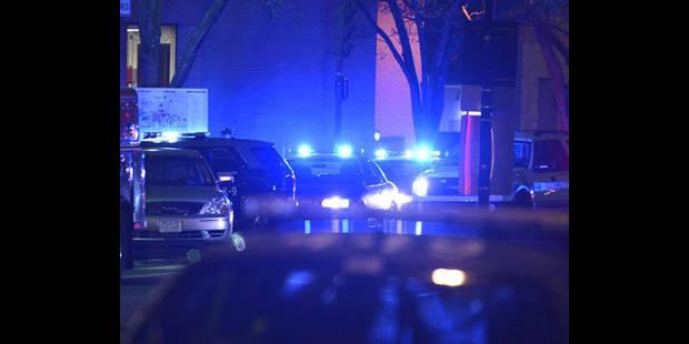 Un attentat terroriste déjoué au Canada - La DH