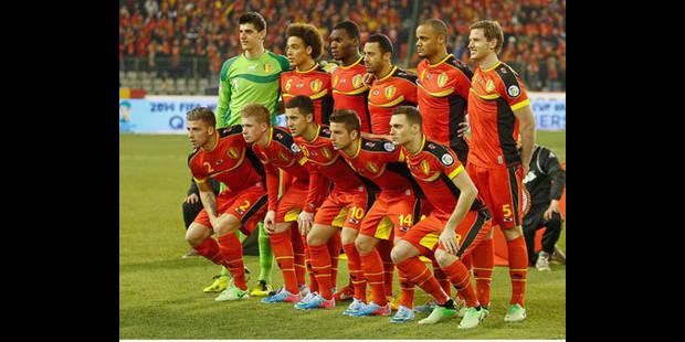 Classement FIFA: les Diables Rouges dans le top 15 ! - La DH