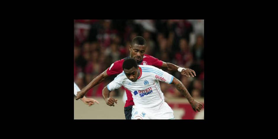 Ligue 1: nul entre Lille et l'OM, boulevard pour le PSG