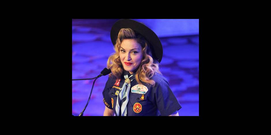 Madonna accusée de travail illégal pour des concerts en Russie