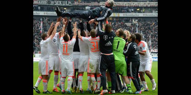 """La presse allemande célèbre """"le champion le plus rapide de tous les temps"""" - La DH"""