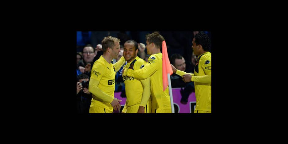 Bruges reprend des couleurs à Lokeren (1-4)